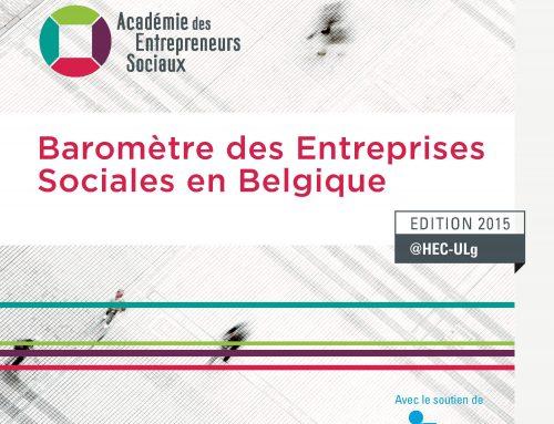 Baromètre des entreprises sociales 2015